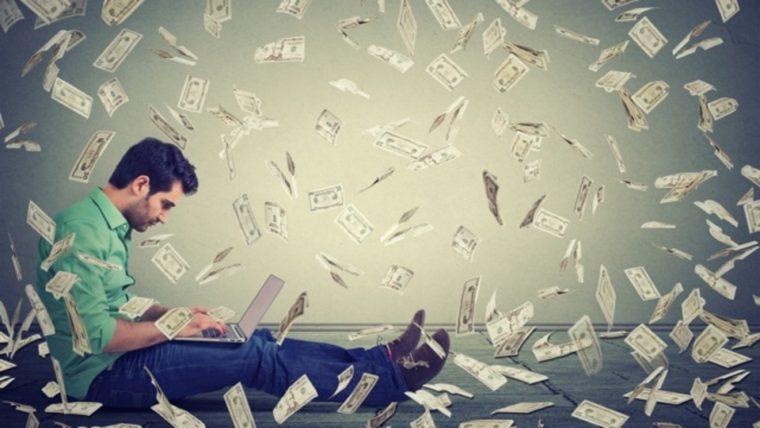 ネット収入、金、ブログ