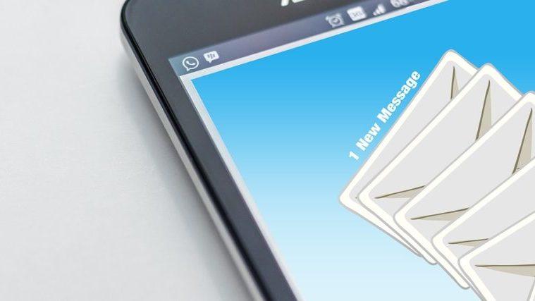 メール、通知