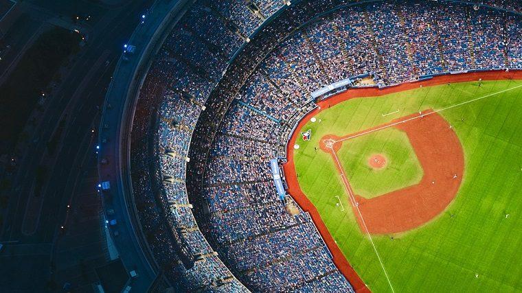 野球、球場