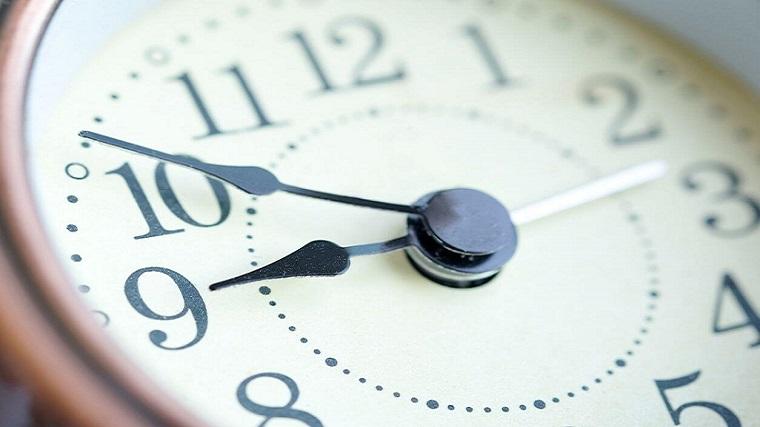 時短、時計、時間