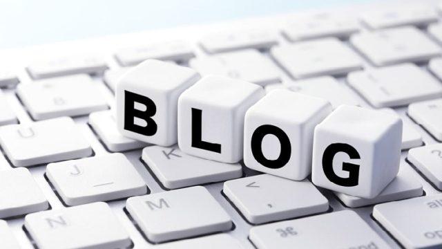 ブログ、毎日更新