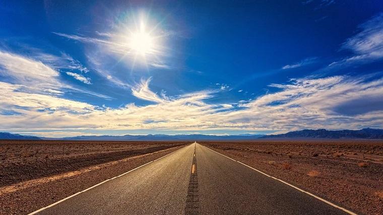方向、道路、手段、空