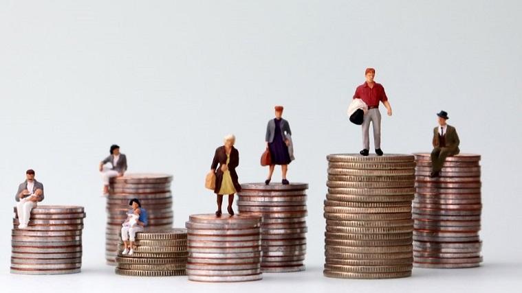 給料の男女差