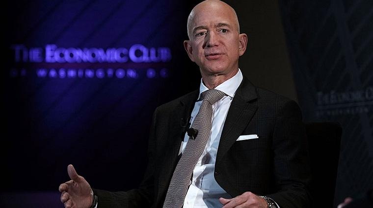 Amazonのジェフベソス