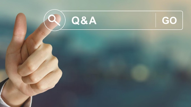 Q&A、質問、疑問、回答