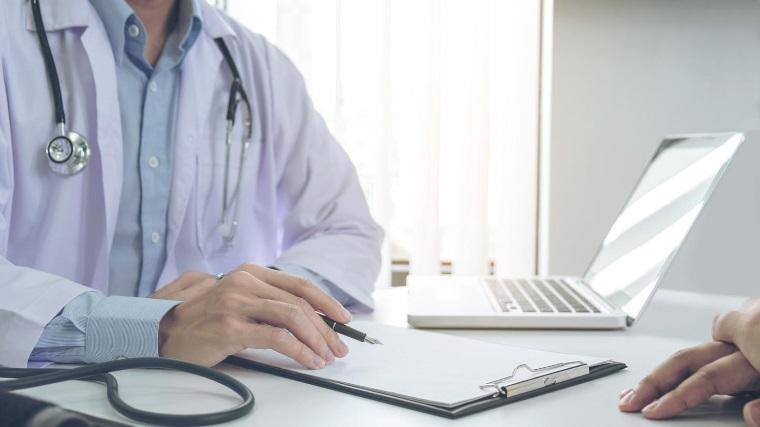 クリニック、医者、病院、診察