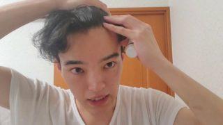 【薄毛治療】フォリックスの使い方【容器詰め替えた方が塗りやすい】