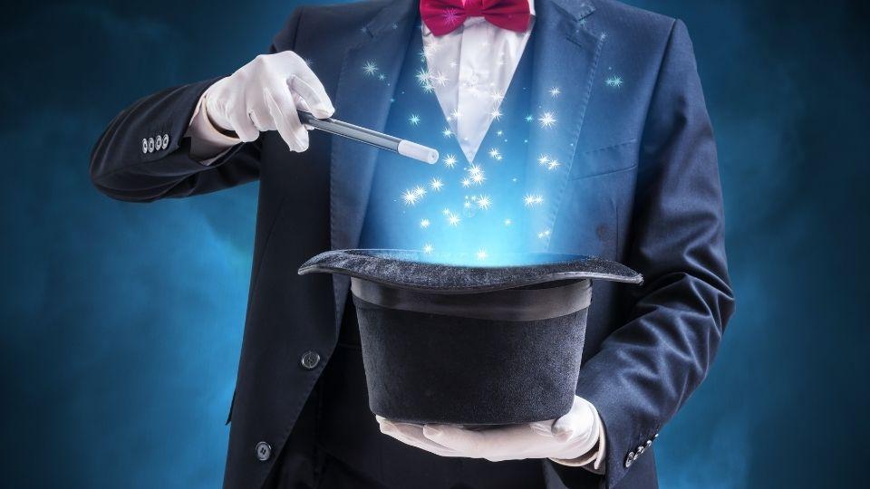 魔法、裏技、マジック